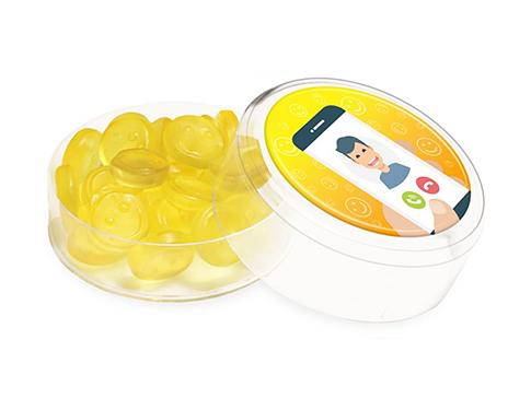 Maxi Round Sweet Pots - Kalfany Fruit Gums