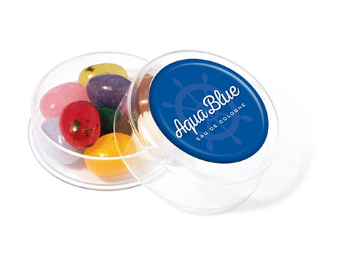Mini Round Sweet Pots - Gourmet Jelly Beans
