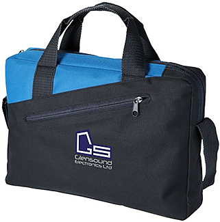 Save On Bermuda Conference Bags Printed With Your Logo