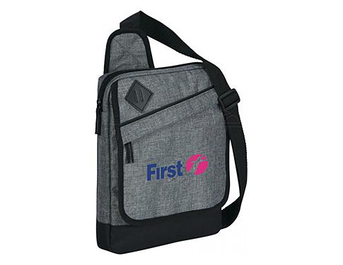 Carbon Conference Tablet Bag