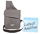 Capital Messenger Bags  by Gopromotional - we get your brand noticed!