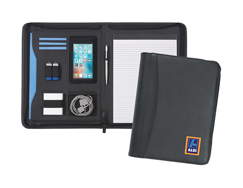 Wessex Zipped Conference Folder