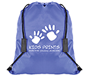 Safety Break Drawstring Bags  by Gopromotional - we get your brand noticed!
