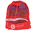 Javelin Mesh Promotional Drawstring Bags  by Gopromotional - we get your brand noticed!