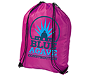 Streetlife Premium Drawstring Bags  by Gopromotional - we get your brand noticed!