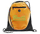 Condor Printed Drawstring Bags  by Gopromotional - we get your brand noticed!