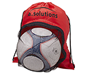 Goal Drawstring Bags  by Gopromotional - we get your brand noticed!