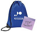 Active Drawstring Bags  by Gopromotional - we get your brand noticed!
