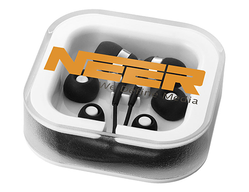 Active Earbuds With Microphone