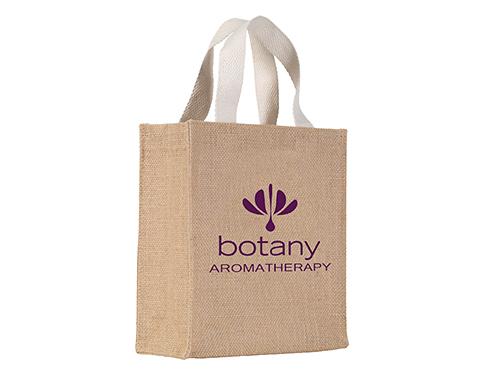 Hawthorn Mini Jute Gift Bag