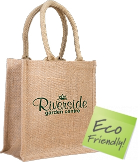 Blackthorn Extra Small Jute Gift Bags
