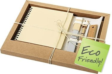Ecological Notebook Stationery Gift Sets