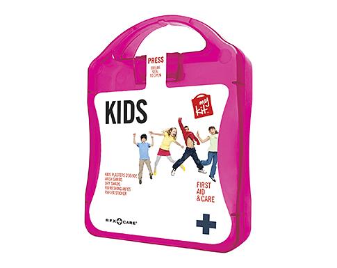 Kids First Aid Survival Case