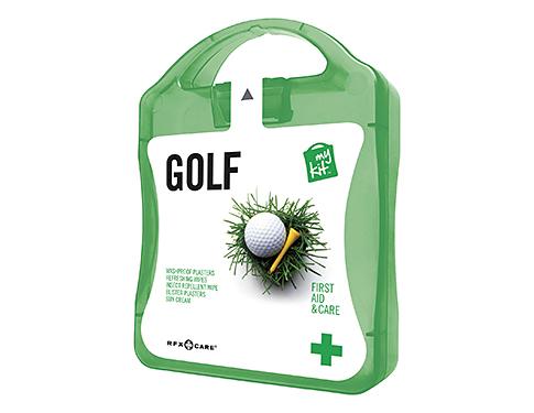 Golf First Aid Survival Case