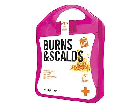 Burns & Scalds First Aid Survival Case