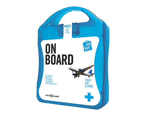 On Board Travel First Aid Kit