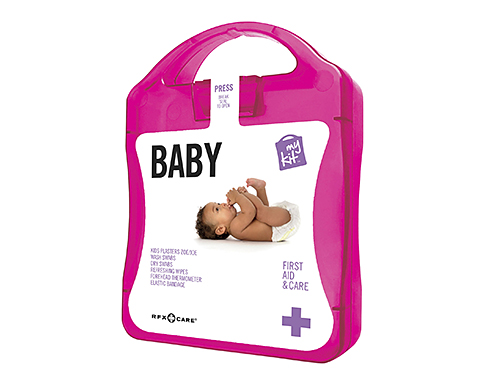 Baby First Aid Survival Case
