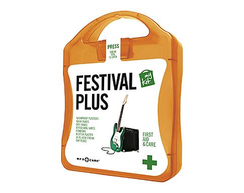 Festival Plus First Aid Survival Case
