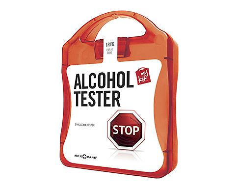 Alcohol Tester Kit