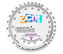 All Ages BMI Calculator DataDiscs - 3 Discs  by Gopromotional - we get your brand noticed!