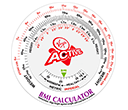 BMI Calculator DataDiscs - 2 Discs  by Gopromotional - we get your brand noticed!