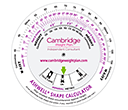 Body Shape Calculator DataDiscs  by Gopromotional - we get your brand noticed!