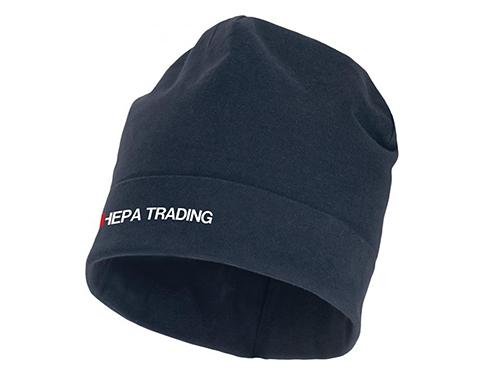 Sherpa Jersey Knit Beanie