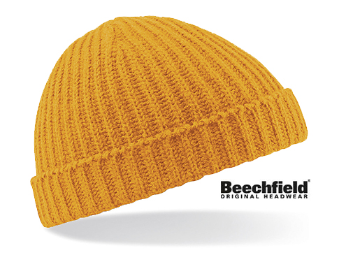 Beechfield Knitted Trawler Beanie