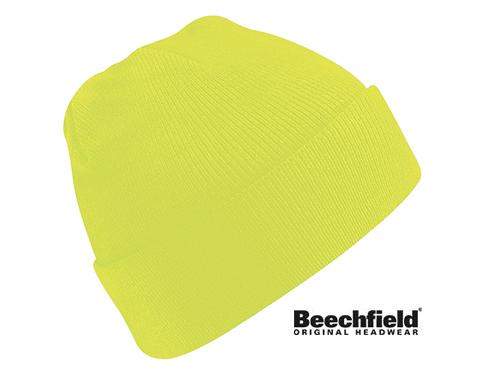 Beechfield Hi-Vis Original Cuffed Beanie