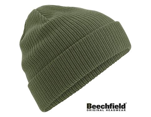 Beechfield Organic Cotton Beanie