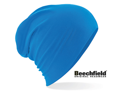 Beechfield Hemsedal Cotton Micro-Knit Slouch Beanie