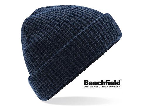Beechfield Classic Waffle Knit Beanie