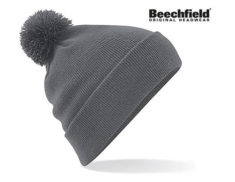 Beechfield Original Pom Pom Beanie