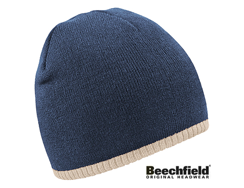 Beechfield Two Tone Pull-On Beanie