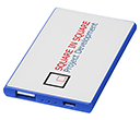 Ranger Credit Card Power Banks - 2000mAh  by Gopromotional - we get your brand noticed!