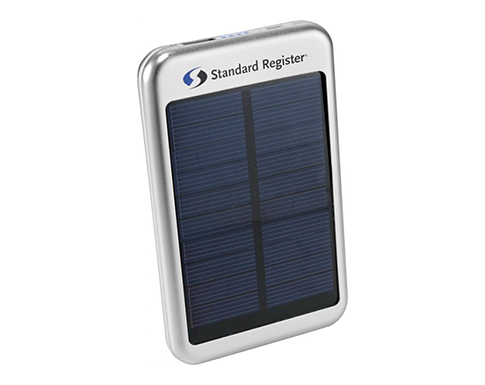 Sunrise Solar Panel Power Bank - 4000mAh