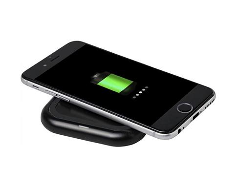 Radiance Light-Up Logo Wireless Charging Pad