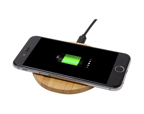 Amazon Bamboo Wireless Charger