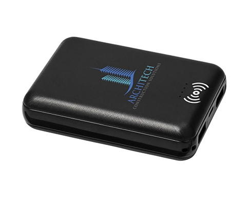 Dallas Wireless Power Bank - 5000mAh