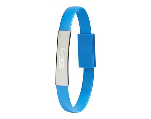 Bracelet 2-in-1 Keyring Charging Cable