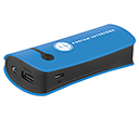 Vitality Flashlight Power Banks - 4400mAh  by Gopromotional - we get your brand noticed!