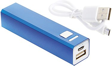 Metallic Power Banks - 2200mAh