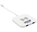 Detroit Wireless 5W Charging Pads  by Gopromotional - we get your brand noticed!