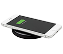 Discus 10W Fast Wireless Charging Pads  by Gopromotional - we get your brand noticed!