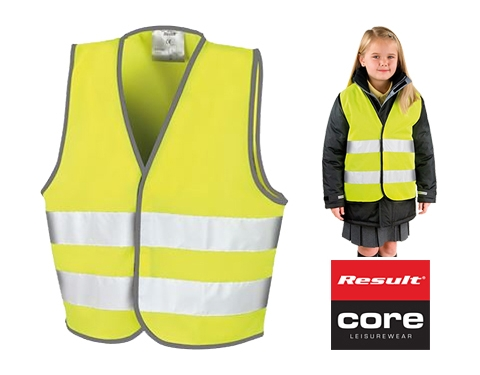 Result Kids High Visibility Safety Vest