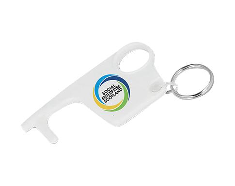 Recycled Hook Hygiene Key