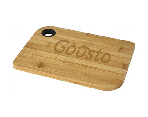 Bistro Wooden Bamboo Chopping Board