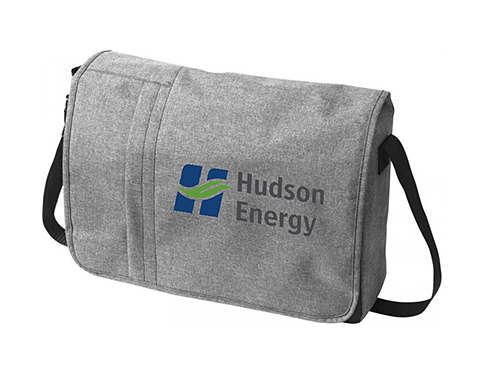 Minnesota Heathered Computer Messenger Bag