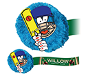 Cricket Mophead Card Face Logobugs  by Gopromotional - we get your brand noticed!