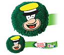 Peaked Cap Mophead Card Face Logobugs  by Gopromotional - we get your brand noticed!